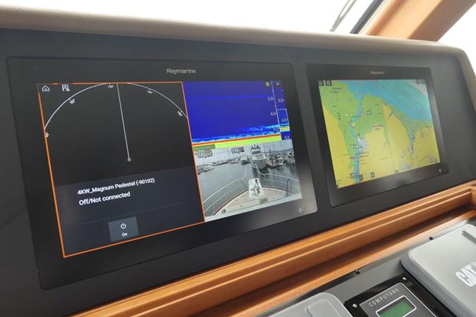 2007 GRAND BANKS Grand Banks 59 Aleutian RP Motor Yacht 2589136