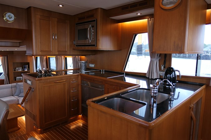 2007 GRAND BANKS Grand Banks 59 Aleutian RP Motor Yacht 2589143