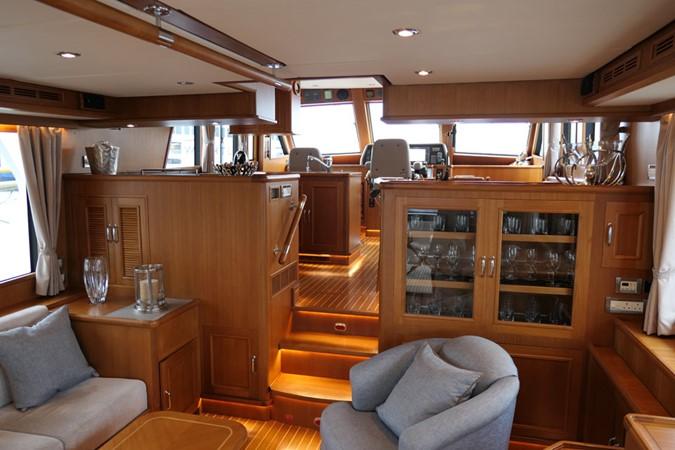2007 GRAND BANKS Grand Banks 59 Aleutian RP Motor Yacht 2589163