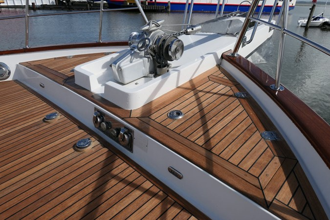 2007 GRAND BANKS Grand Banks 59 Aleutian RP Motor Yacht 2589179