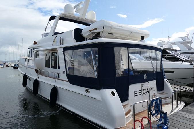 2007 GRAND BANKS Grand Banks 59 Aleutian RP Motor Yacht 2589181