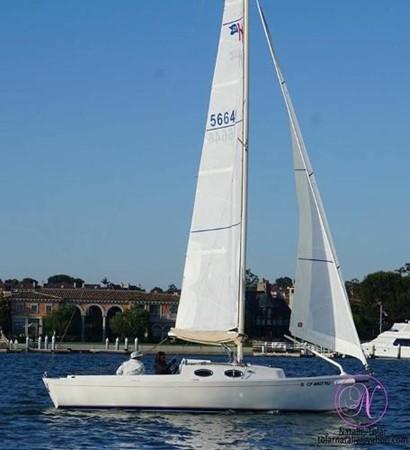 2011 SCHOCK Harbor 25 Cruising/Racing Sailboat 1902124