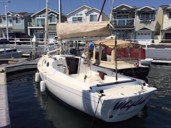 2011 SCHOCK Harbor 25 Cruising/Racing Sailboat 1902126