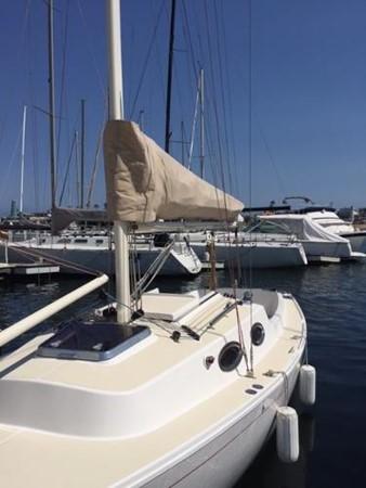 2011 SCHOCK Harbor 25 Cruising/Racing Sailboat 1902130