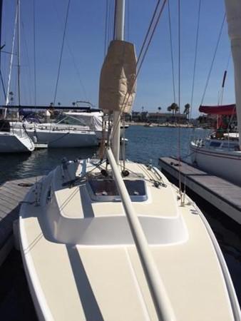 2011 SCHOCK Harbor 25 Cruising/Racing Sailboat 1902131