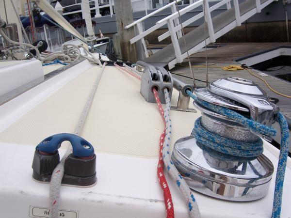 2011 SCHOCK Harbor 25 Cruising/Racing Sailboat 1902140