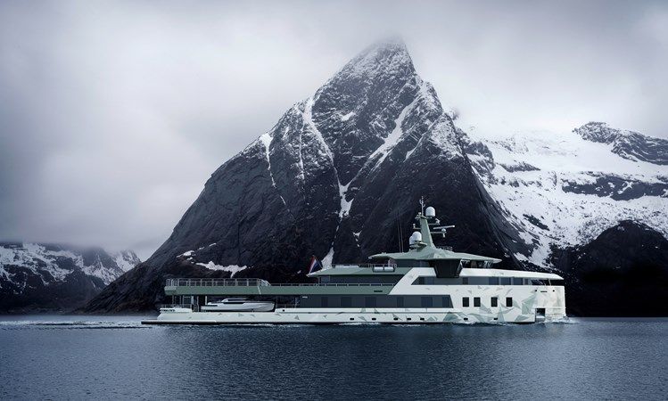 DAMEN YACHTING SEAXPLORER 60 Yacht for Sale