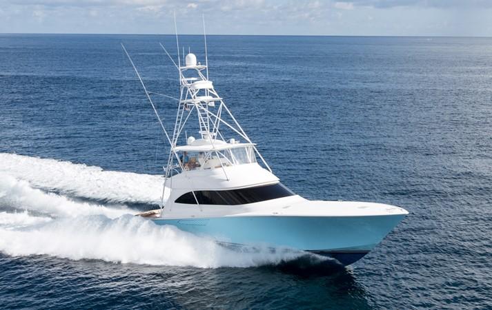 2013 VIKING 66 Convertible Sport Fisherman 1940729