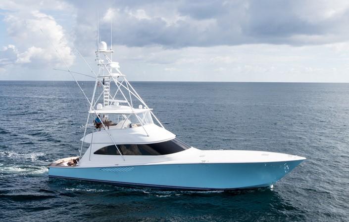 2013 VIKING 66 Convertible Sport Fisherman 1940732