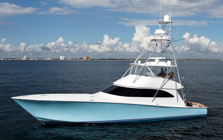 2013 VIKING 66 Convertible Sport Fisherman 1940733