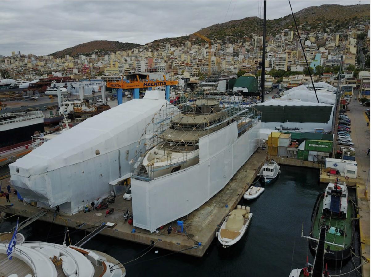 2021 COSMO EXPLORER  Motor Yacht 2465911