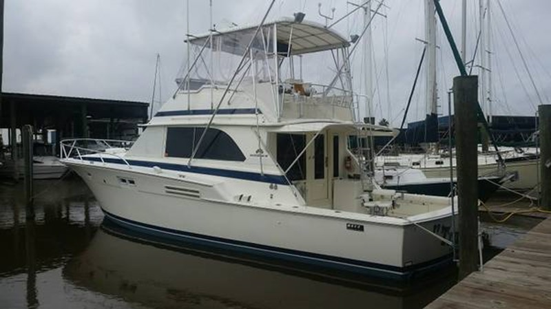 1985 BERTRAM 46 Convertible Sport Fisherman 1910550