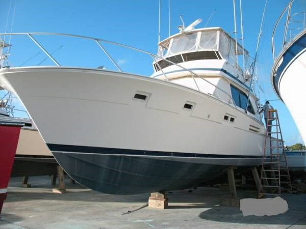 1985 BERTRAM 46 Convertible Sport Fisherman 1910568