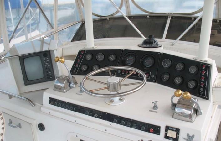 1985 BERTRAM 46 Convertible Sport Fisherman 1910573