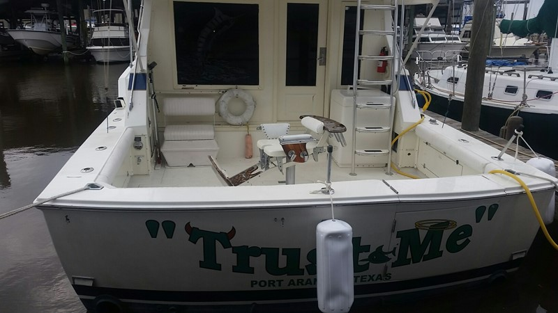 1985 BERTRAM 46 Convertible Sport Fisherman 1910584