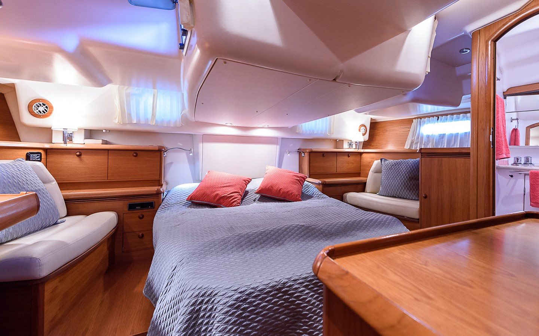 2008 JEANNEAU Sun Odyssey 54 DS Cruising Sailboat 1912301