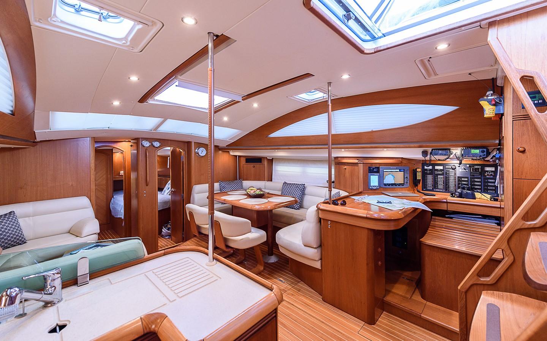 2008 JEANNEAU Sun Odyssey 54 DS Cruising Sailboat 1912305