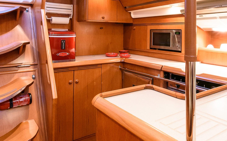 2008 JEANNEAU Sun Odyssey 54 DS Cruising Sailboat 1912307
