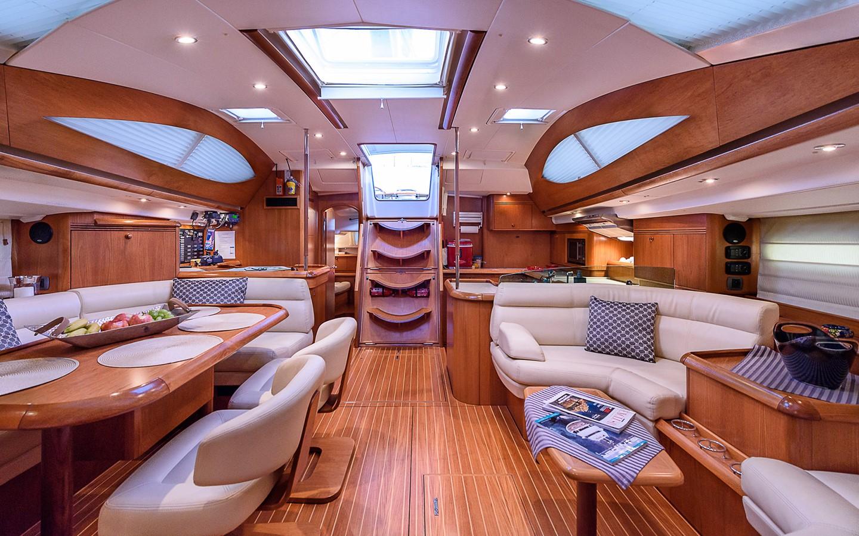 2008 JEANNEAU Sun Odyssey 54 DS Cruising Sailboat 1912308