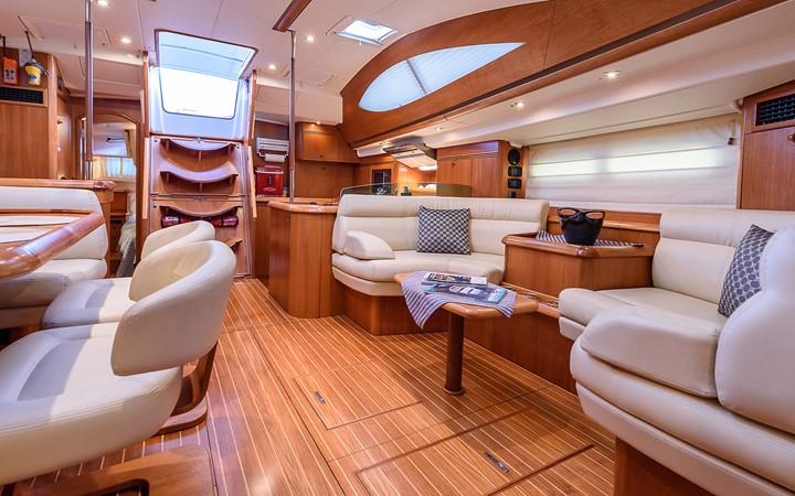 2008 JEANNEAU Sun Odyssey 54 DS Cruising Sailboat 1912299