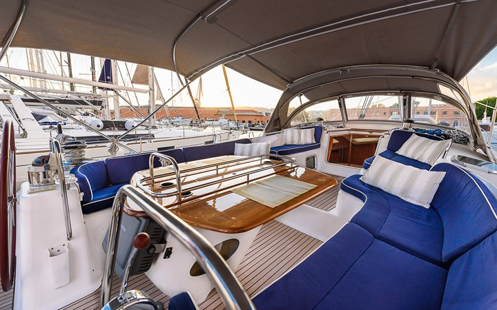 2008 JEANNEAU Sun Odyssey 54 DS Cruising Sailboat 1912303