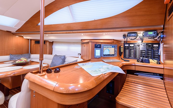 2008 JEANNEAU Sun Odyssey 54 DS Cruising Sailboat 1912306