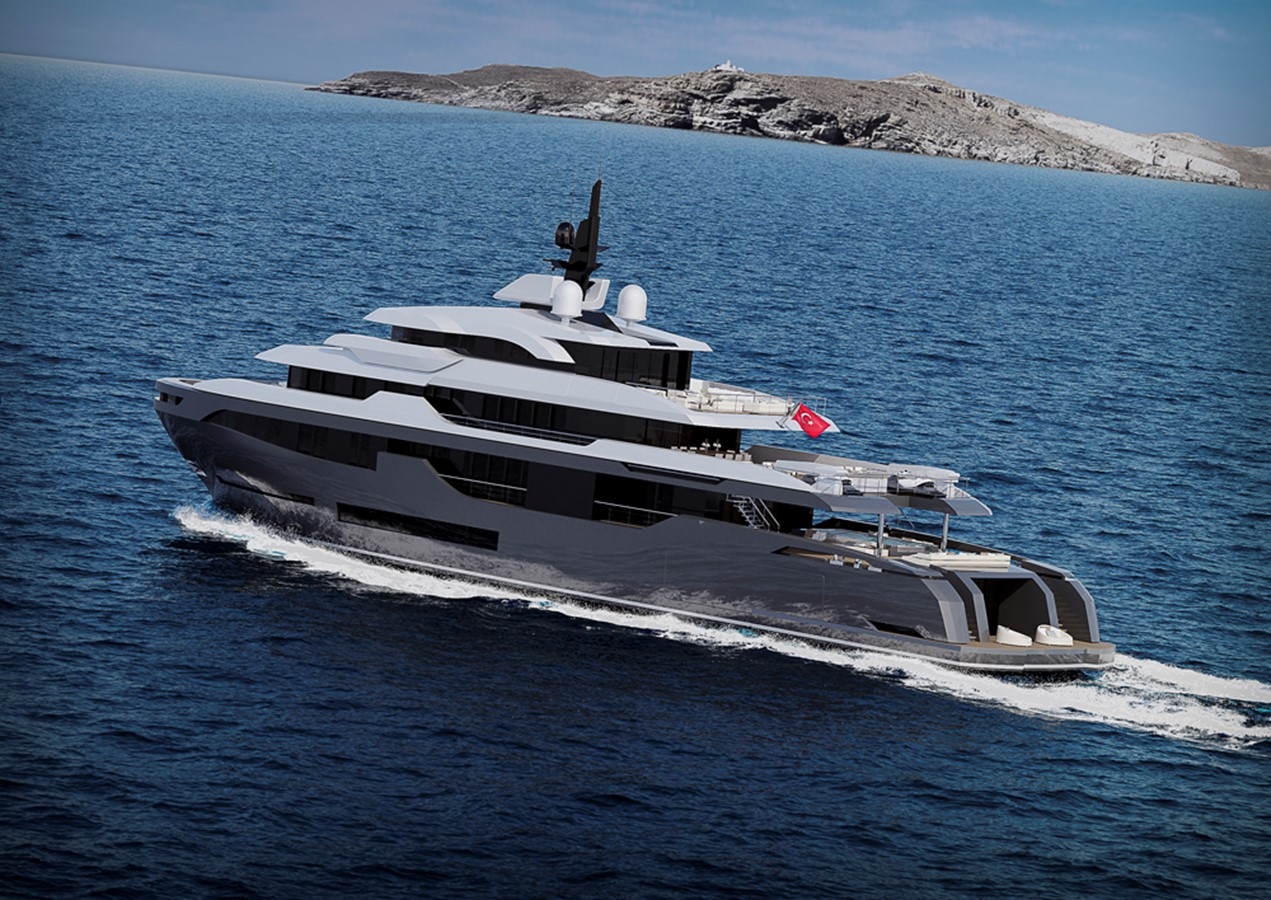 2021 RMK MARINE SHIPYARDS, TURKEY Expedition  Motor Yacht 1915490