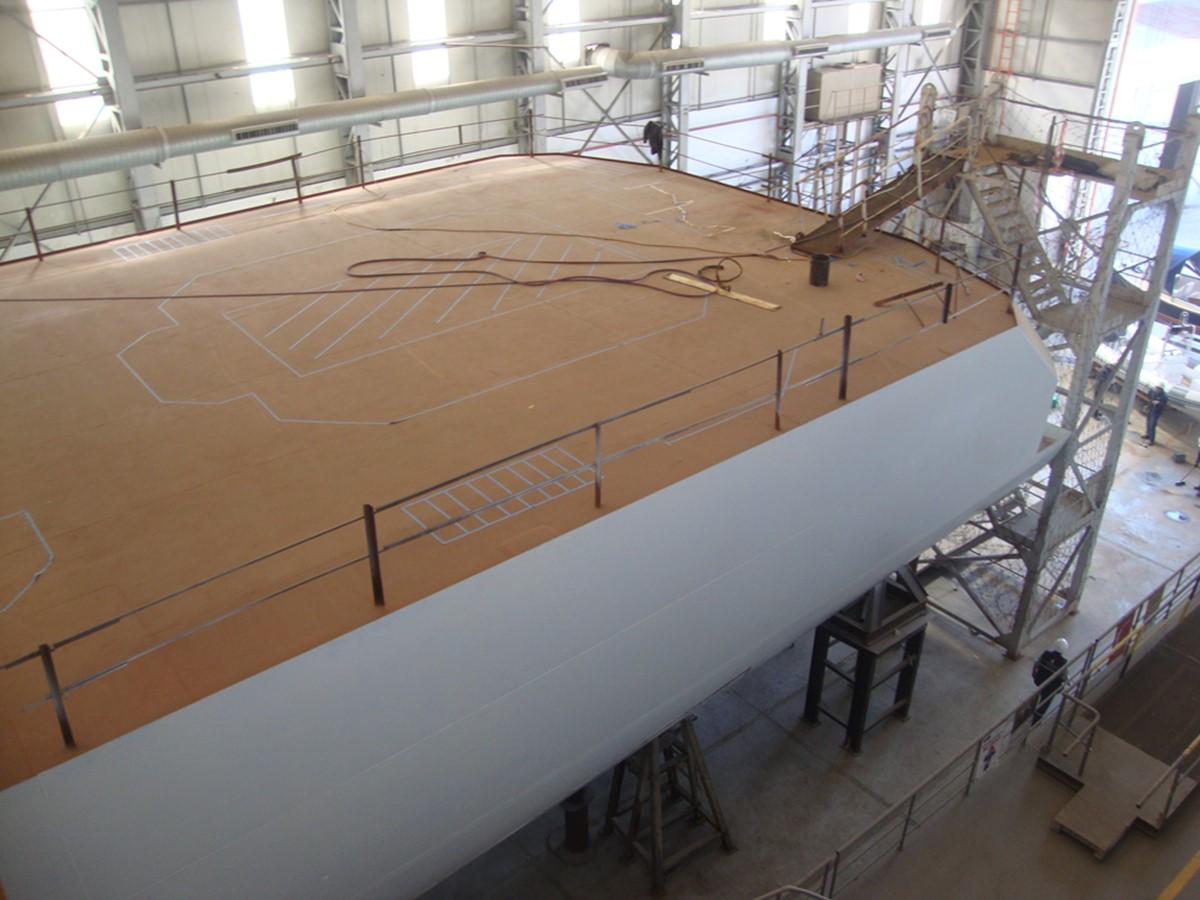 2021 RMK MARINE SHIPYARDS, TURKEY Expedition  Motor Yacht 1922016