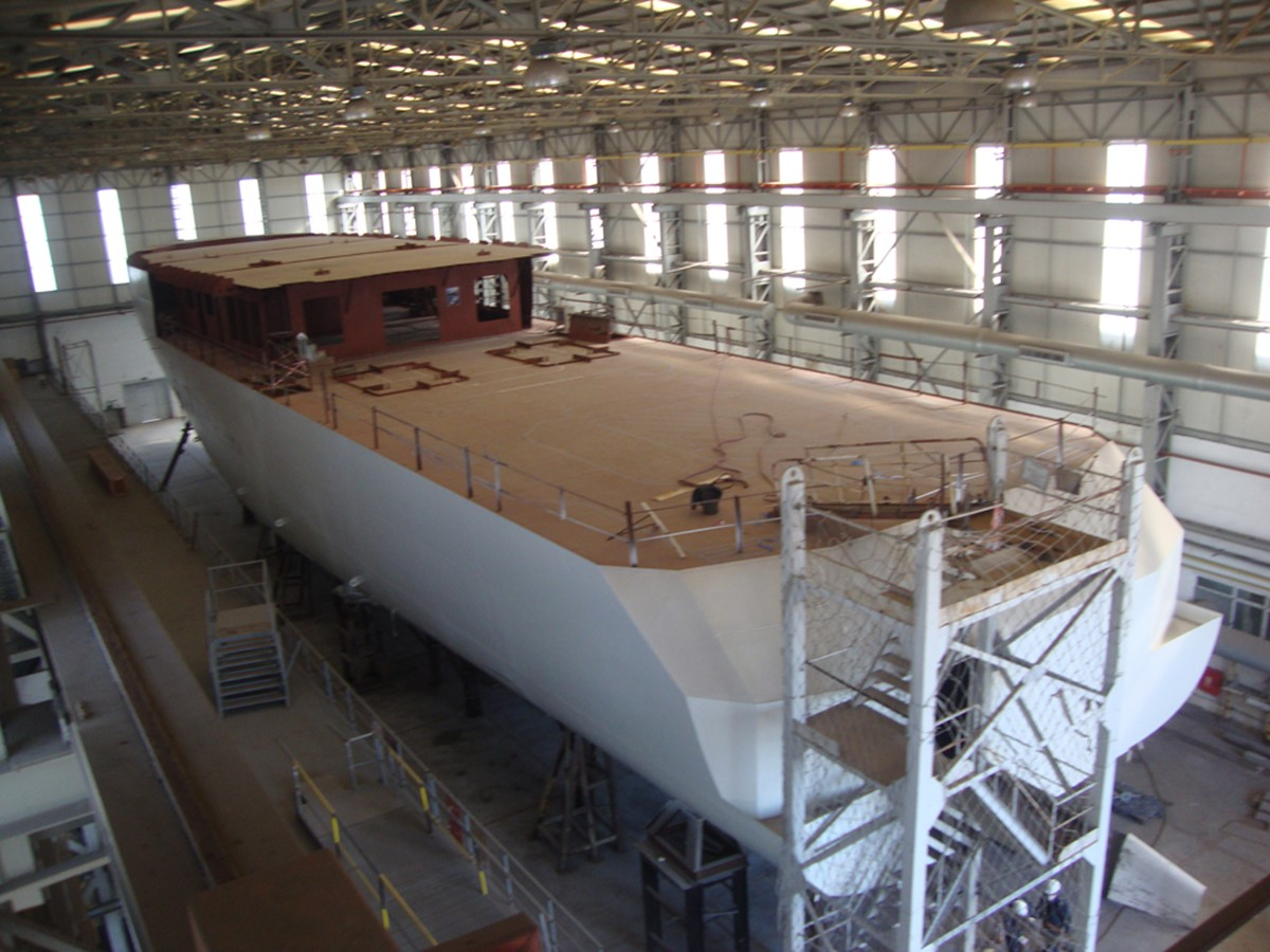 2021 RMK MARINE SHIPYARDS, TURKEY Expedition  Motor Yacht 1922019