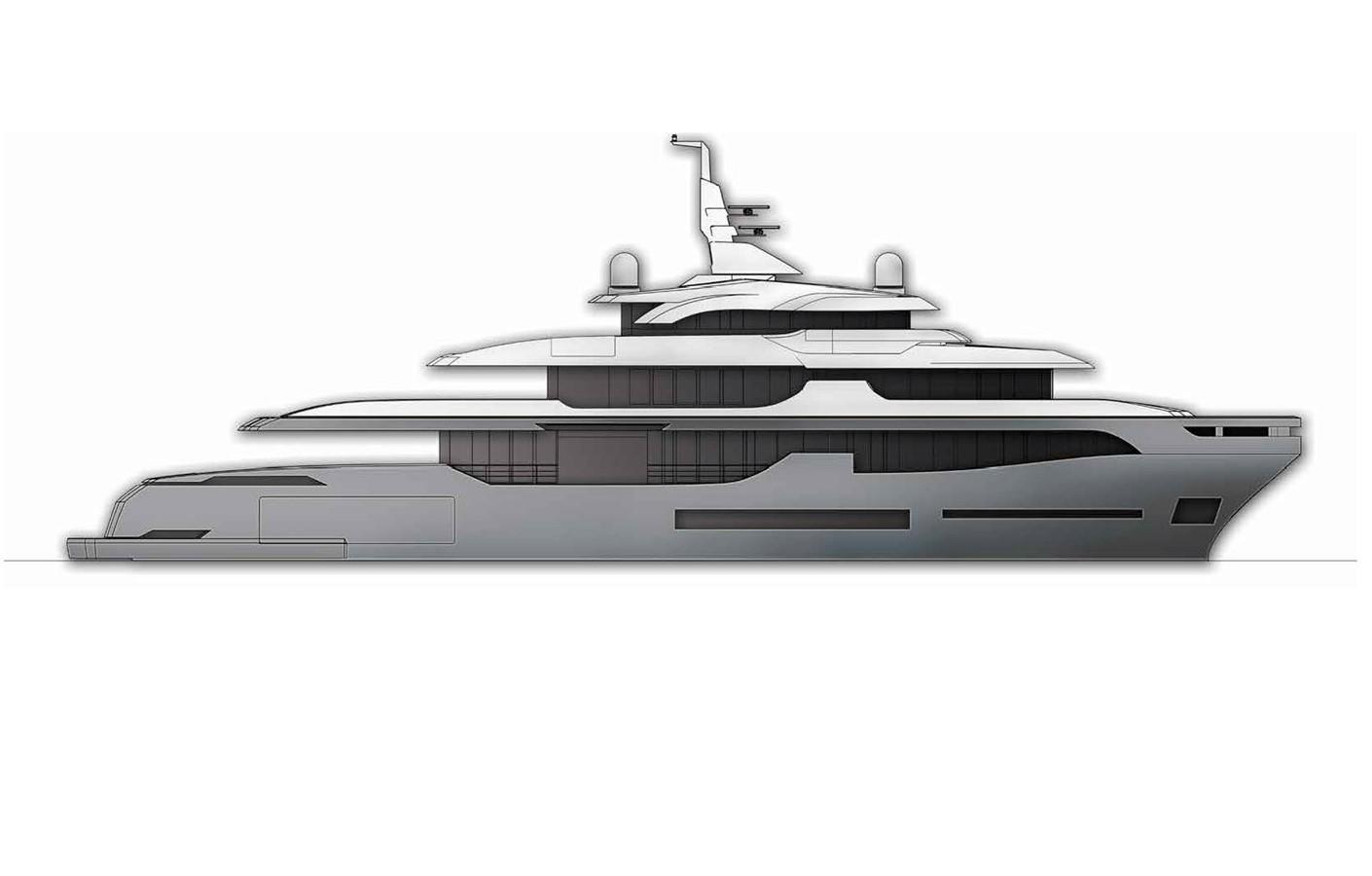 2021 RMK MARINE SHIPYARDS, TURKEY Expedition  Motor Yacht 2285925