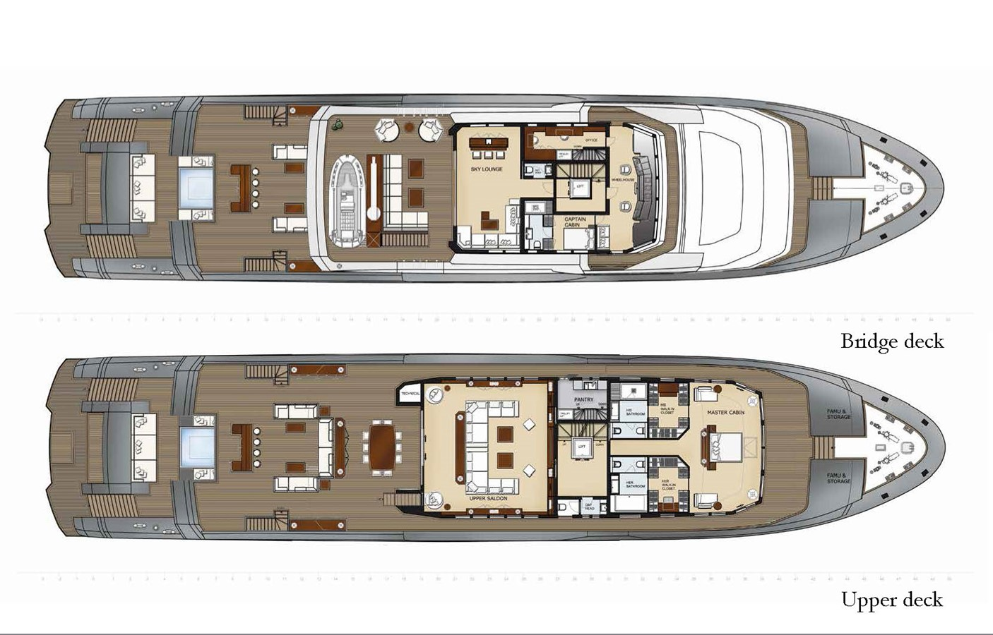 2021 RMK MARINE SHIPYARDS, TURKEY Expedition  Motor Yacht 2286033