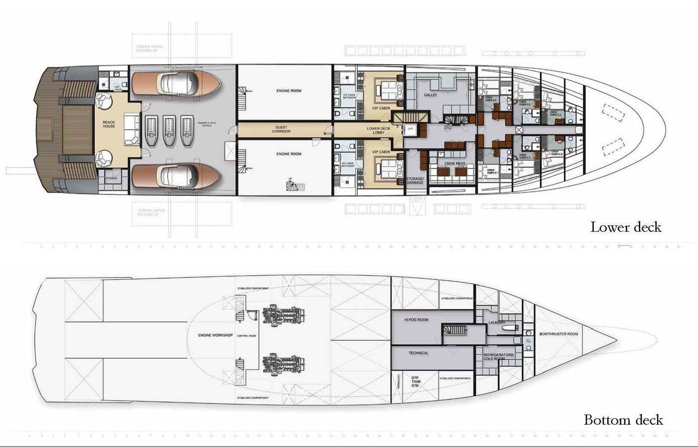 2021 RMK MARINE SHIPYARDS, TURKEY Expedition  Motor Yacht 2286582