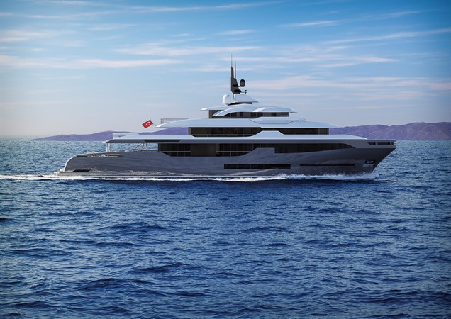 2021 RMK MARINE SHIPYARDS, TURKEY Expedition  Motor Yacht 1915484