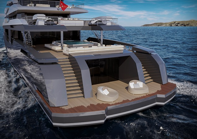 2021 RMK MARINE SHIPYARDS, TURKEY Expedition  Motor Yacht 1915486