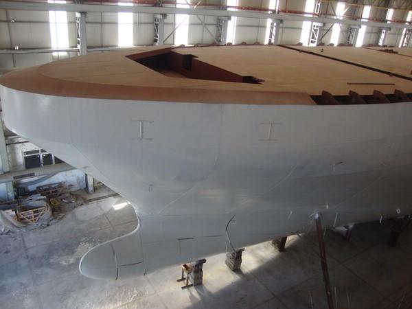 2020 RMK MARINE SHIPYARDS, TURKEY Expedition  Motor Yacht 1922010