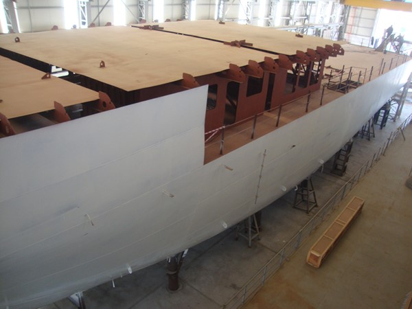 2021 RMK MARINE SHIPYARDS, TURKEY Expedition  Motor Yacht 1922011