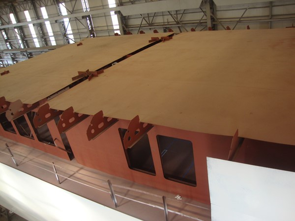 2021 RMK MARINE SHIPYARDS, TURKEY Expedition  Motor Yacht 1922012