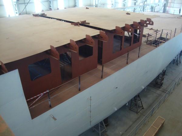 2021 RMK MARINE SHIPYARDS, TURKEY Expedition  Motor Yacht 1922013