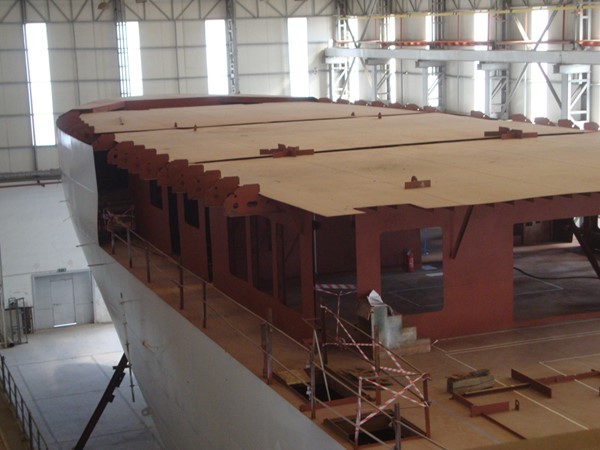 2021 RMK MARINE SHIPYARDS, TURKEY Expedition  Motor Yacht 1922017