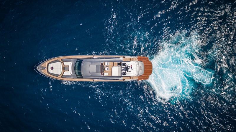 2018 PERSHING 82 Motor Yacht 2328381