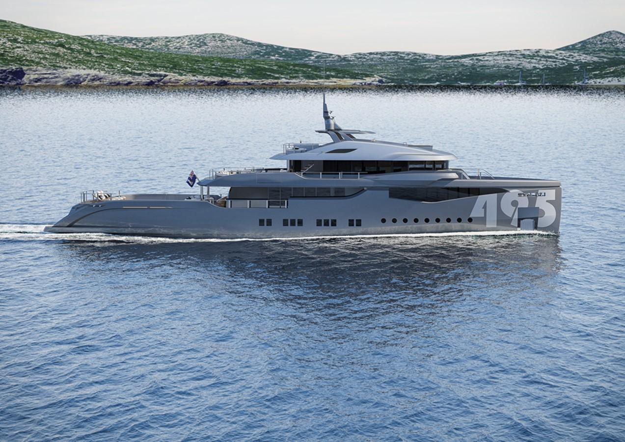 2021 RMK MARINE SHIPYARDS, TURKEY RMK 5000 EVO Explorer  Motor Yacht 1922558
