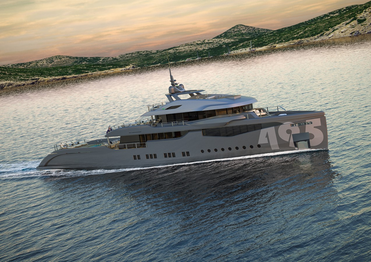 2021 RMK MARINE SHIPYARDS, TURKEY RMK 5000 EVO Explorer  Motor Yacht 1922560