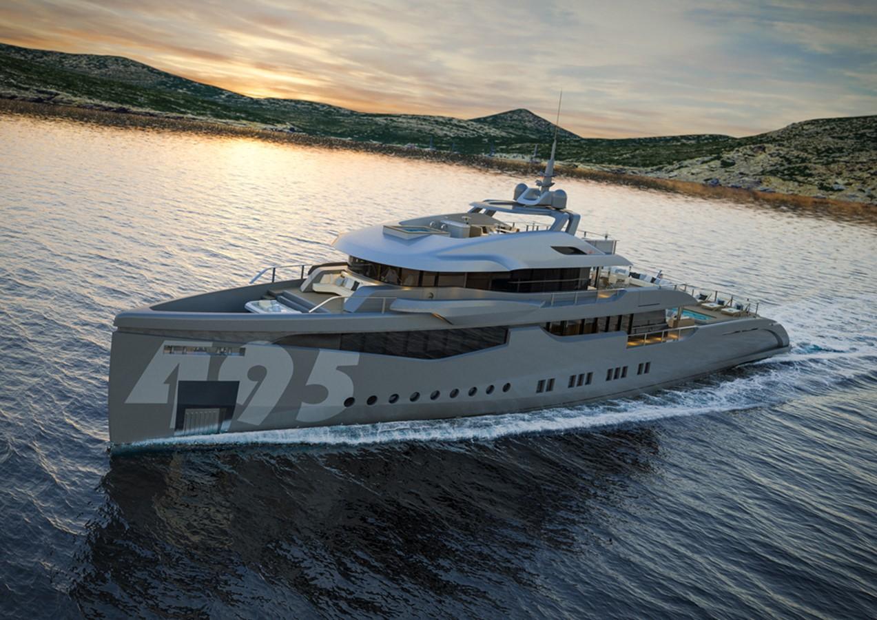 2021 RMK MARINE SHIPYARDS, TURKEY RMK 5000 EVO Explorer  Motor Yacht 1922563