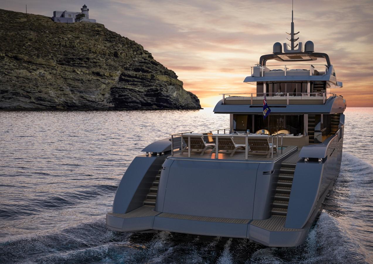 2021 RMK MARINE SHIPYARDS, TURKEY RMK 5000 EVO Explorer  Motor Yacht 1922564