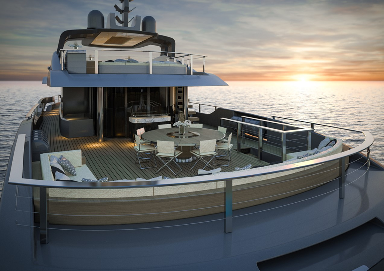 2021 RMK MARINE SHIPYARDS, TURKEY RMK 5000 EVO Explorer  Motor Yacht 1922565