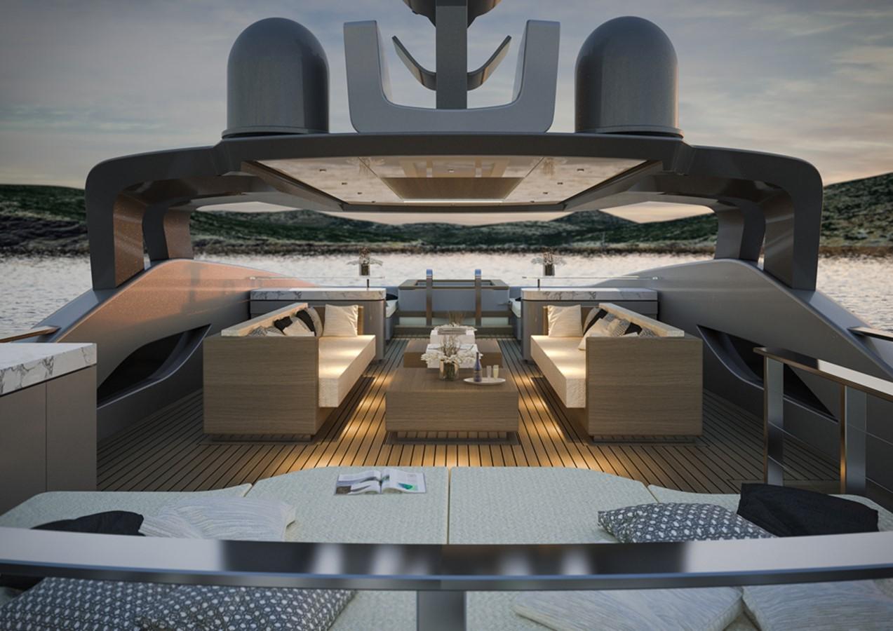 2021 RMK MARINE SHIPYARDS, TURKEY RMK 5000 EVO Explorer  Motor Yacht 1922566