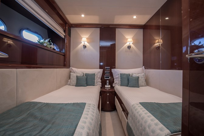 Twin Stateroom 2008 PRINCESS YACHTS  Motor Yacht 1962708