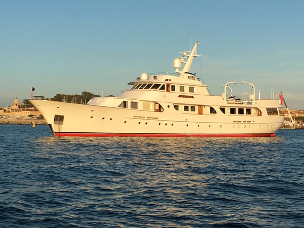 1980 FEADSHIP  Motor Yacht 1931595