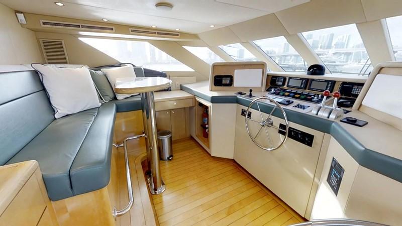 2000 HATTERAS 92 Motor Yacht 1933252