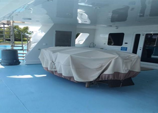 Deck 2016 CUSTOM 106 Houseboat Houseboat 1935566